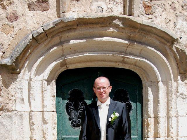 Le mariage de Damien et Nelly à Queyrières, Haute-Loire 3