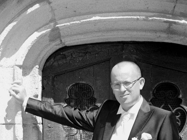 Le mariage de Damien et Nelly à Queyrières, Haute-Loire 4