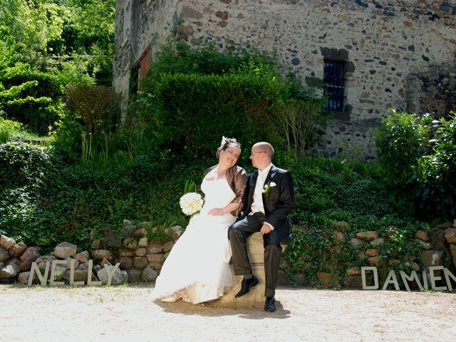 Le mariage de Nelly et Damien
