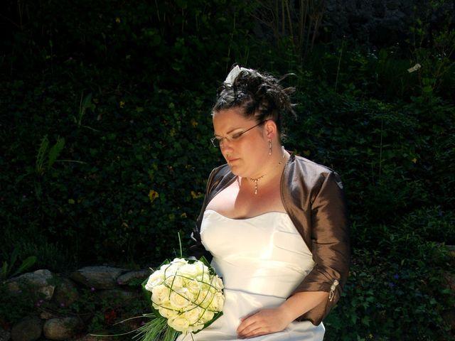 Le mariage de Damien et Nelly à Queyrières, Haute-Loire 6