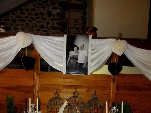 Le mariage de Damien et Nelly à Queyrières, Haute-Loire 9