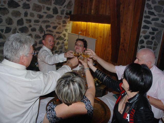 Le mariage de Damien et Nelly à Queyrières, Haute-Loire 2