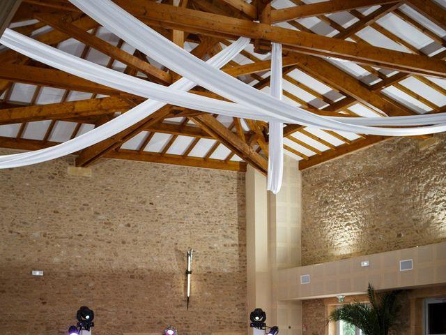 Le mariage de Jean-Christophe et Estelle à Saint-Laurent-d'Oingt, Rhône 34