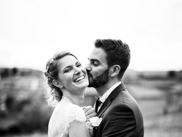 Le mariage de Jean-Christophe et Estelle à Saint-Laurent-d'Oingt, Rhône 39