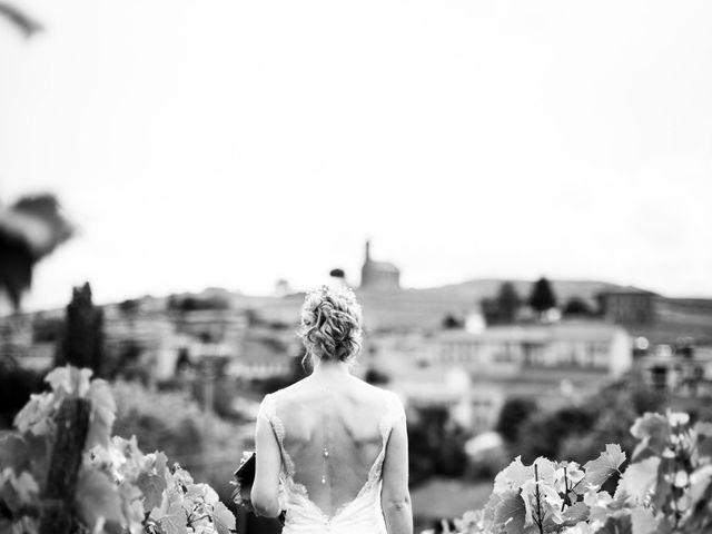 Le mariage de Jean-Christophe et Estelle à Saint-Laurent-d'Oingt, Rhône 43