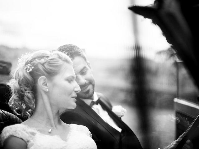 Le mariage de Jean-Christophe et Estelle à Saint-Laurent-d'Oingt, Rhône 50