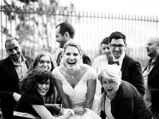Le mariage de Jean-Christophe et Estelle à Saint-Laurent-d'Oingt, Rhône 54