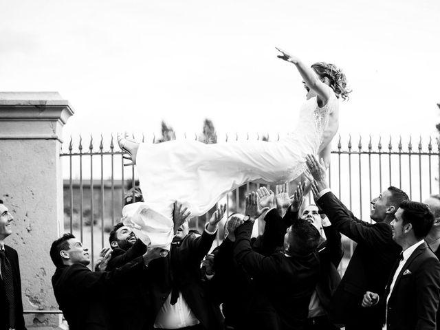 Le mariage de Jean-Christophe et Estelle à Saint-Laurent-d'Oingt, Rhône 55