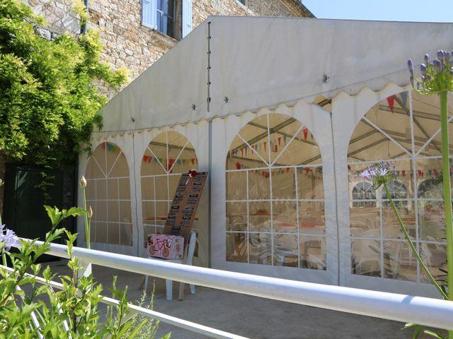 Le mariage de Thibaut et Sophie à Rousson, Gard 5