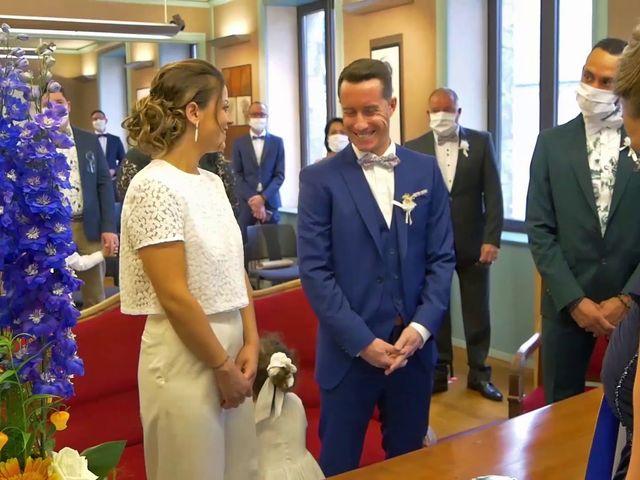 Le mariage de Guillaume et Marine à Guidel, Morbihan 3