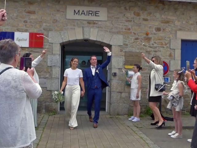 Le mariage de Guillaume et Marine à Guidel, Morbihan 4