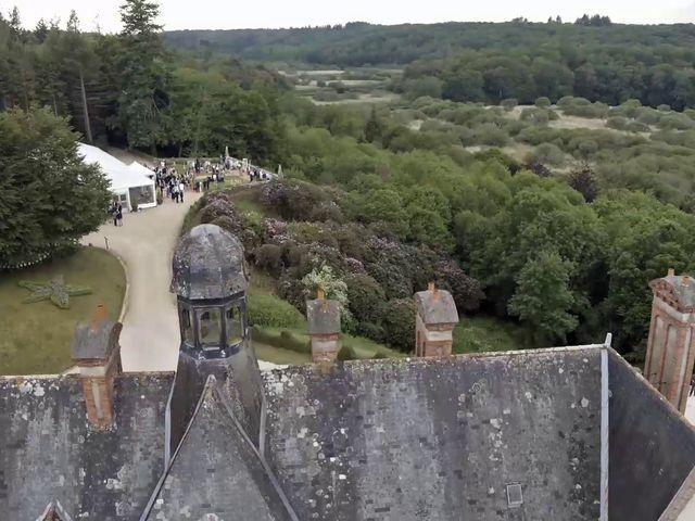 Le mariage de Guillaume et Marine à Guidel, Morbihan 11