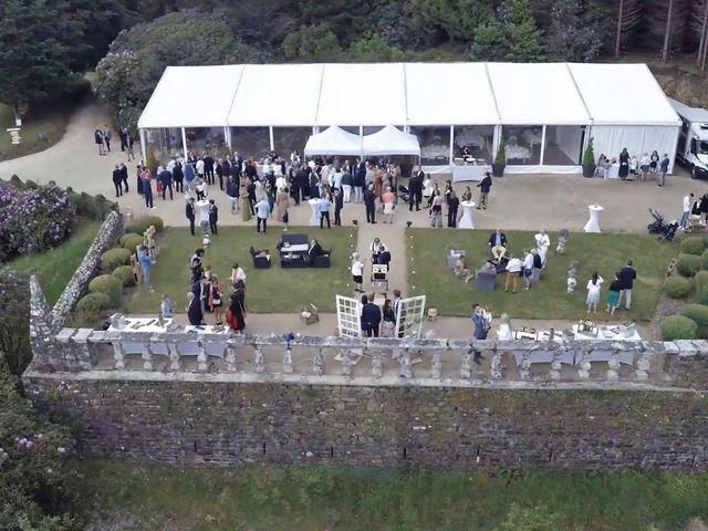 Le mariage de Guillaume et Marine à Guidel, Morbihan 12