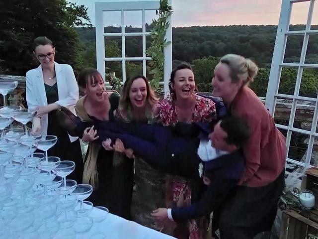 Le mariage de Guillaume et Marine à Guidel, Morbihan 27