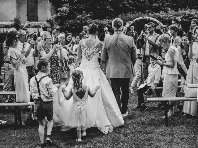 Le mariage de Olivier et Nena à Naours, Somme 22