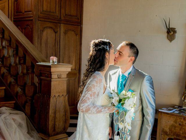 Le mariage de Aymeric et Amandine à Ligné, Loire Atlantique 13