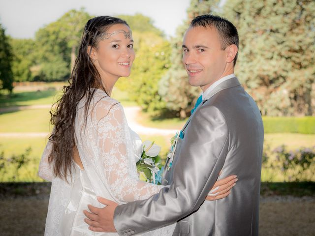 Le mariage de Amandine et Aymeric