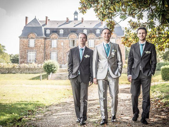 Le mariage de Aymeric et Amandine à Ligné, Loire Atlantique 17
