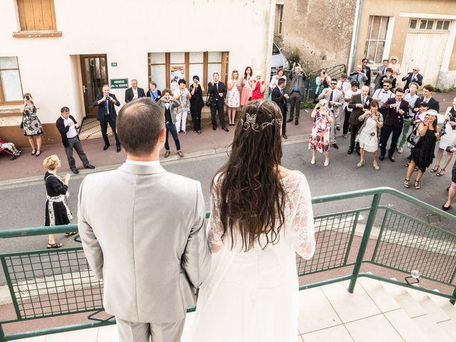 Le mariage de Aymeric et Amandine à Ligné, Loire Atlantique 23