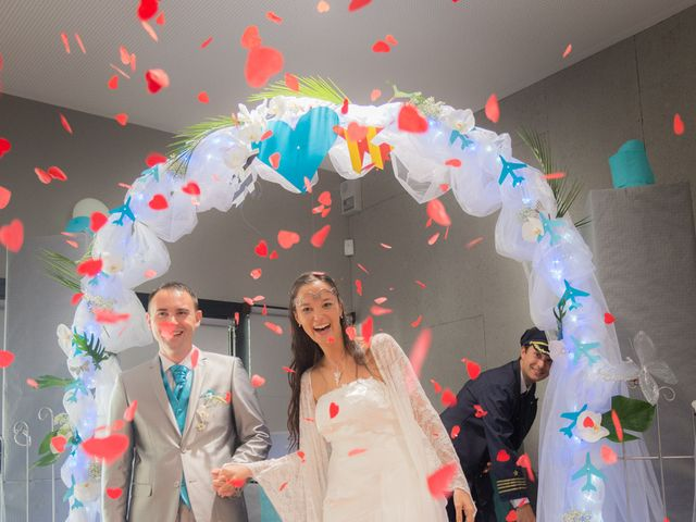 Le mariage de Aymeric et Amandine à Ligné, Loire Atlantique 40