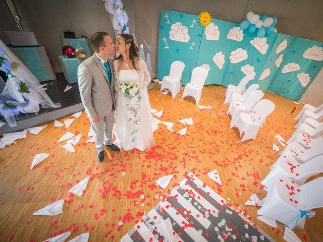 Le mariage de Aymeric et Amandine à Ligné, Loire Atlantique 41