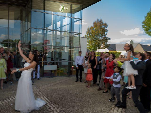 Le mariage de Aymeric et Amandine à Ligné, Loire Atlantique 55