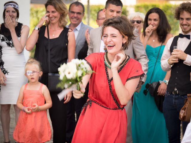 Le mariage de Aymeric et Amandine à Ligné, Loire Atlantique 57