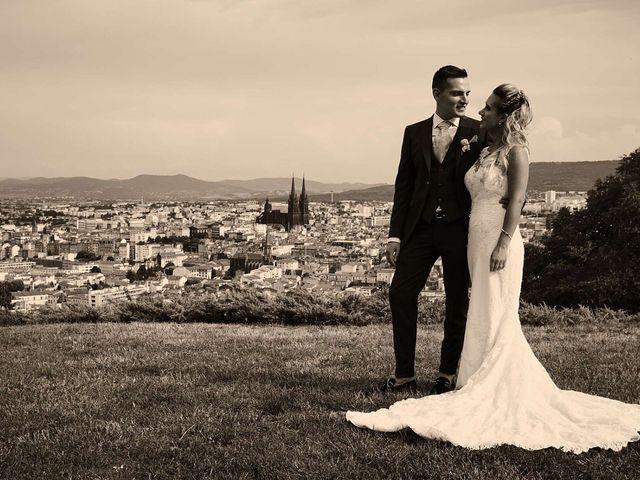 Le mariage de Julie et Hendrick