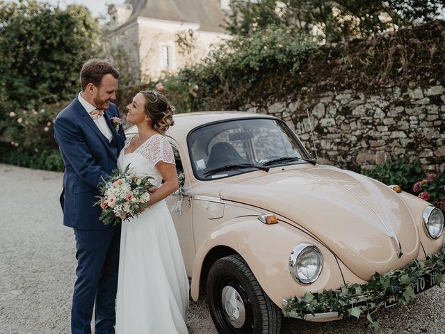 Le mariage de Camille et Matthieu