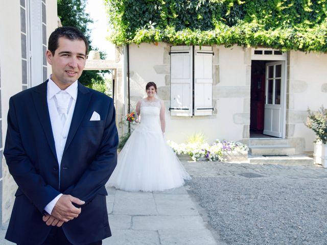 Le mariage de Ludovic et Aurélia à Montpensier, Puy-de-Dôme 5