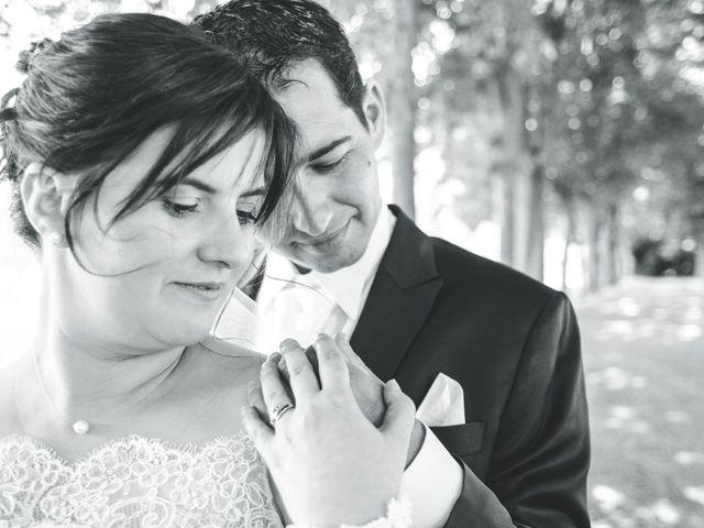 Le mariage de Ludovic et Aurélia à Montpensier, Puy-de-Dôme 6