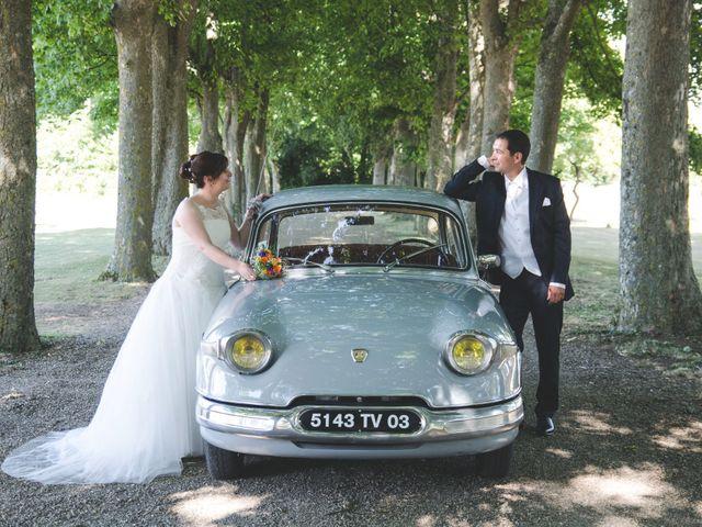 Le mariage de Aurélia et Ludovic