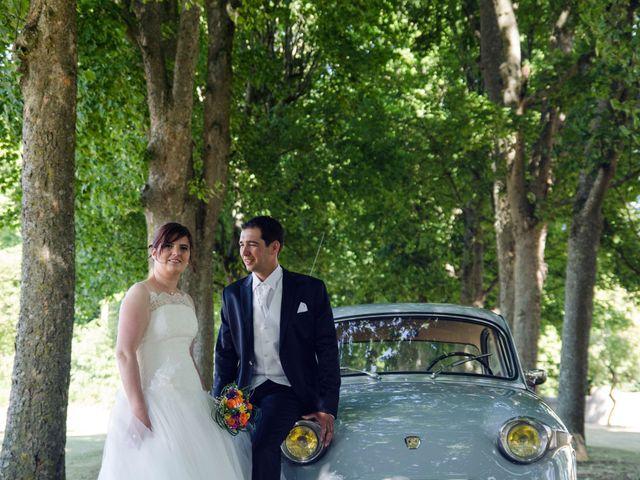 Le mariage de Ludovic et Aurélia à Montpensier, Puy-de-Dôme 7