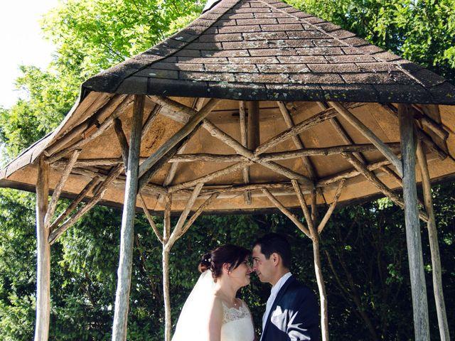Le mariage de Ludovic et Aurélia à Montpensier, Puy-de-Dôme 14