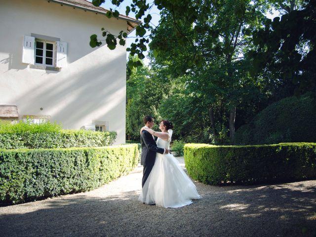 Le mariage de Ludovic et Aurélia à Montpensier, Puy-de-Dôme 16