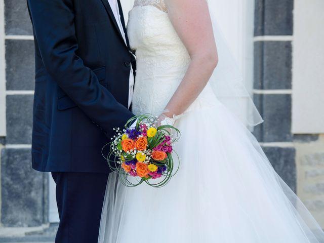 Le mariage de Ludovic et Aurélia à Montpensier, Puy-de-Dôme 18