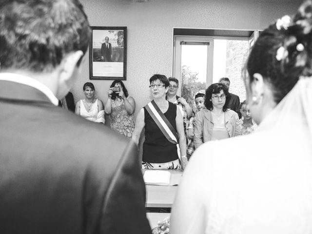 Le mariage de Ludovic et Aurélia à Montpensier, Puy-de-Dôme 21