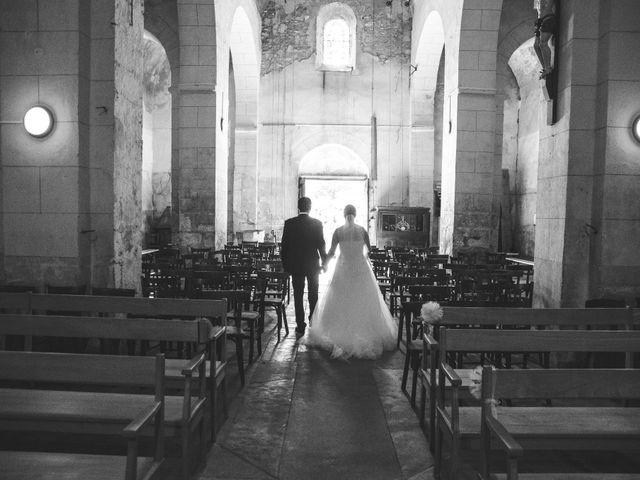 Le mariage de Ludovic et Aurélia à Montpensier, Puy-de-Dôme 22