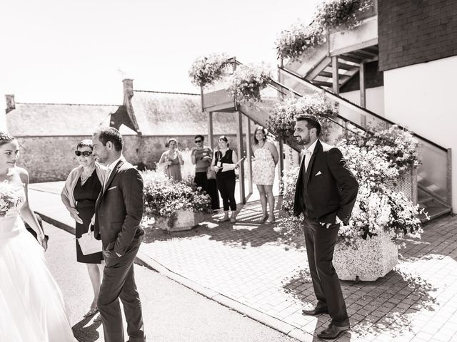 Le mariage de Grégory et Hélène à Plumelin, Morbihan 20