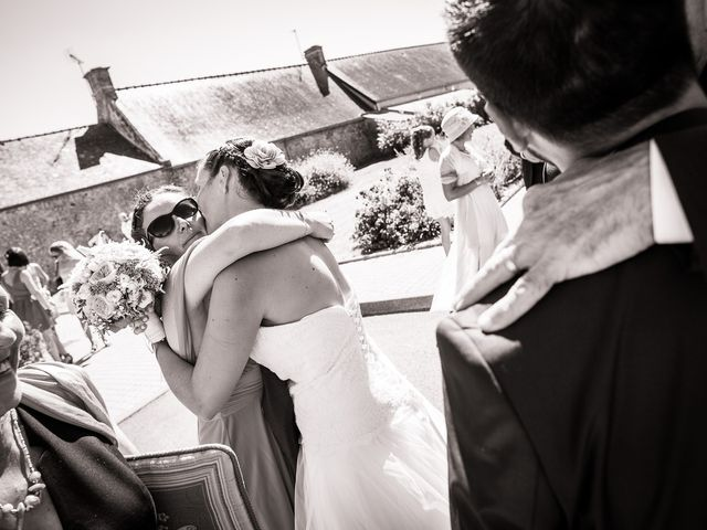 Le mariage de Grégory et Hélène à Plumelin, Morbihan 27