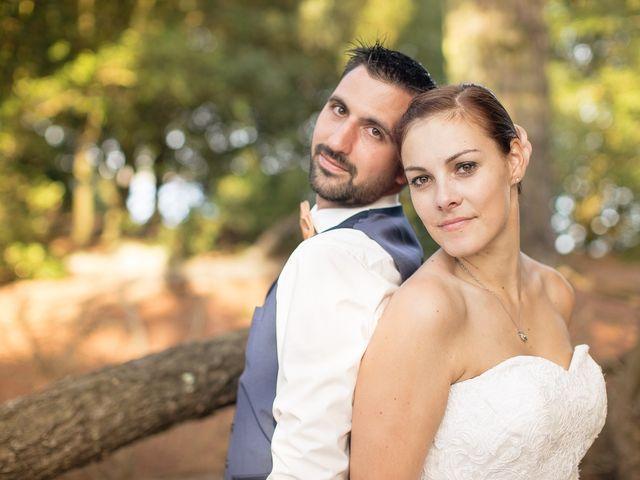 Le mariage de Hélène et Grégory
