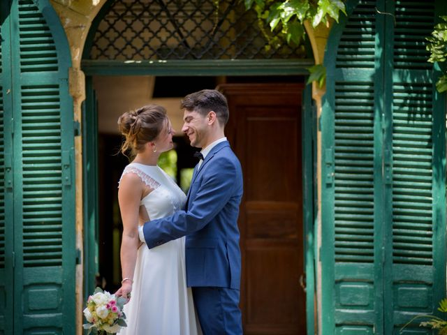 Le mariage de Clément et Marjorie à Poisson, Saône et Loire 9