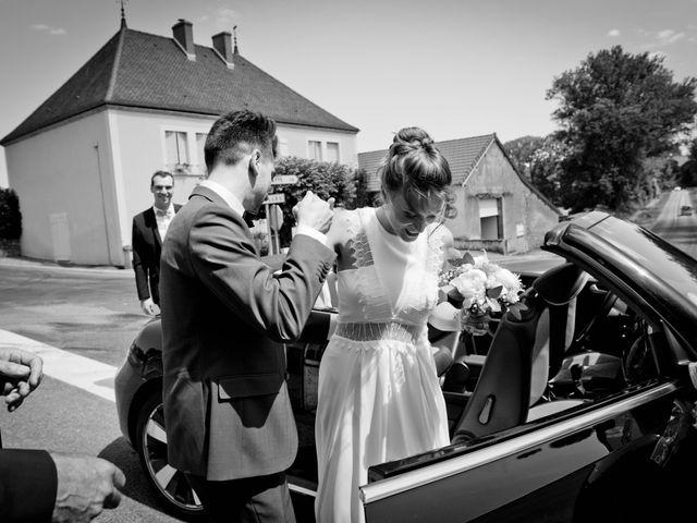 Le mariage de Clément et Marjorie à Poisson, Saône et Loire 14