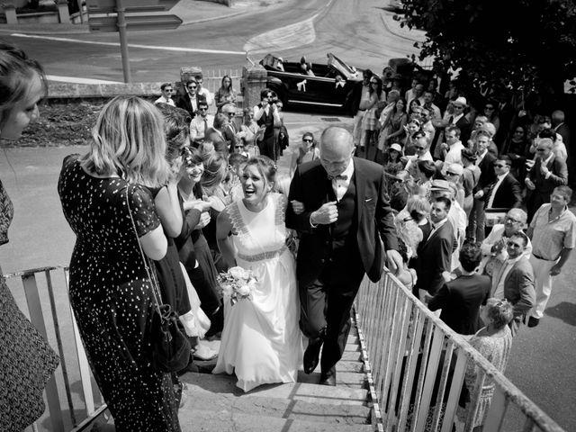 Le mariage de Clément et Marjorie à Poisson, Saône et Loire 15