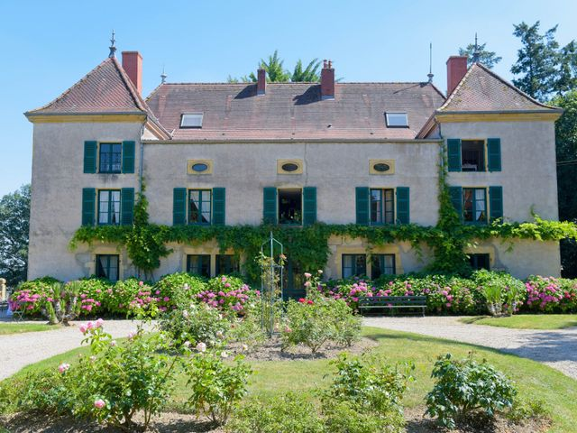 Le mariage de Clément et Marjorie à Poisson, Saône et Loire 18
