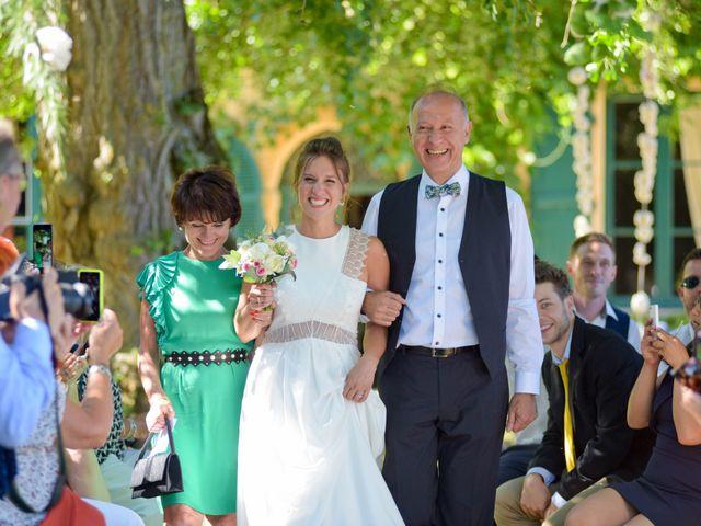 Le mariage de Clément et Marjorie à Poisson, Saône et Loire 23