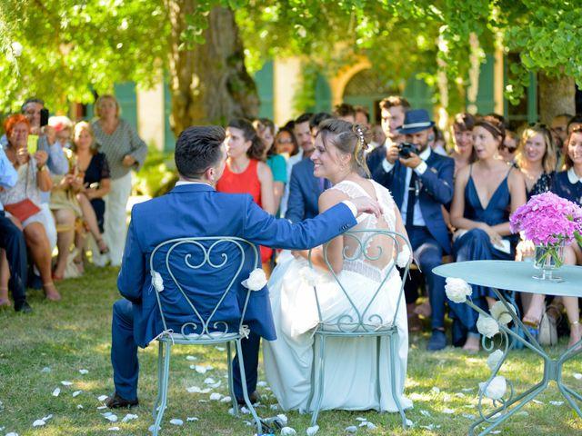 Le mariage de Clément et Marjorie à Poisson, Saône et Loire 24