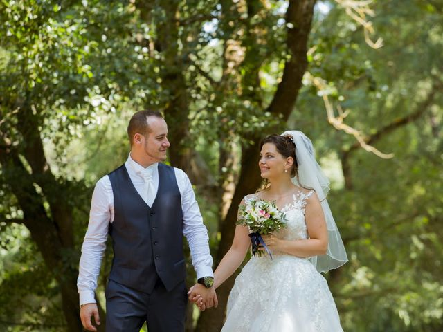Le mariage de Nathalie et Florian