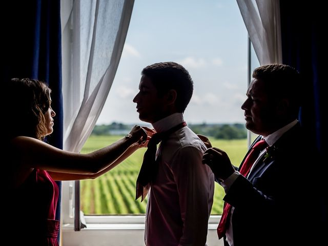 Le mariage de Louie et Nathalie à Chassagne-Montrachet, Côte d'Or 8