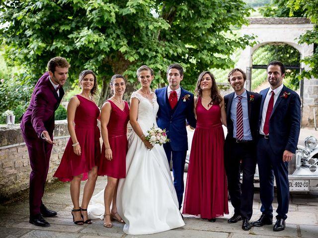 Le mariage de Louie et Nathalie à Chassagne-Montrachet, Côte d'Or 20